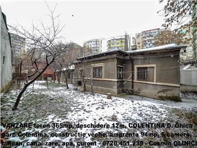 VANZARE casa 5 camere COLENTINA - Parc Plumbuita, teren 365m