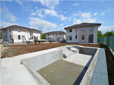 Vanzare casa 5 camere, constructie noua, de lux, in Paulesti