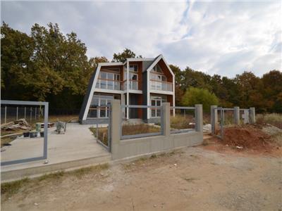 Vanzare casa 5 camere, constructie noua, in Paulesti