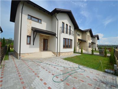 Vanzare casa 5 camere, constructie noua, in Paulestii Noi