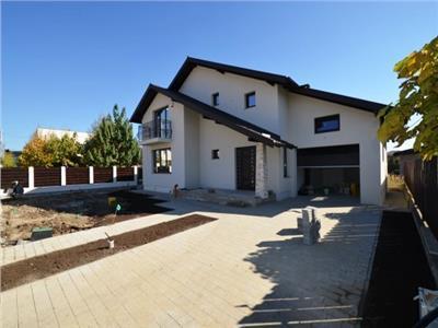 Vanzare casa 5 camere, constructie noua, in paulestii noi, de lux