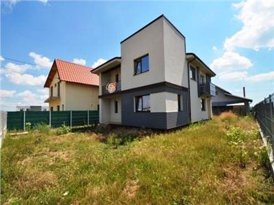 Vanzare casa 5 camere, constructie noua, in Strejnic