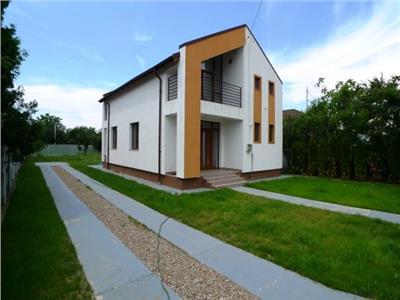 Vanzare casa 5 camere, constructie noua, situata in paulestii noi.