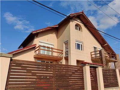 Vanzare casa cu 6 camere, complet mobilata si utilata, in santana