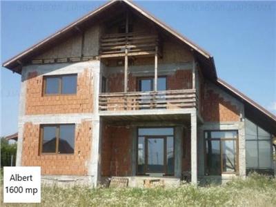 Vanzare casa cu teren 1600 mp, zona Albert, Ploiesti