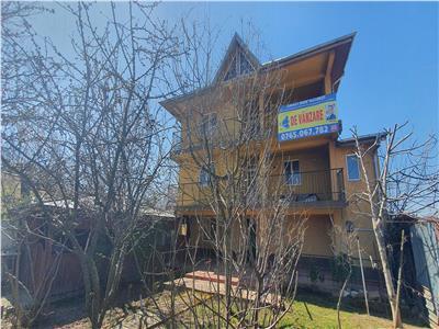 Vanzare Casa de tip Vila in Comuna Mihailesti langa Baraj lac