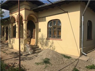 Vanzare casa solida cu teren 492 mp, zona Enachita Vacarescu, Ploiesti
