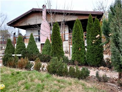 Vanzare  casa de  vacanta  sau permanenta.  Petrechoaia Vanatori  lac