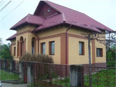 Vanzare casa-vila Pucioasa, exterior sud
