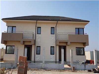 Vanzare case duplex in Bragadiru  in apropriere de Cristalului