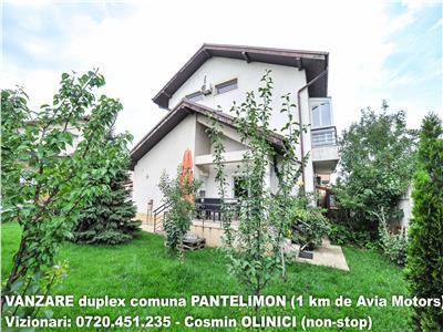 VANZARE duplex com Pantelimon, 1 km de Avia Motors, 5 camere