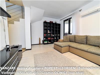 VANZARE duplex POPESTI-LEORDENI, 4 camere, (Echinoctiului)