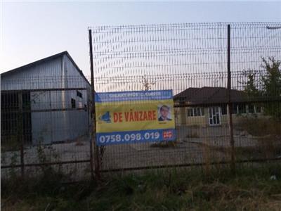Vanzare hala productie si cladire birouri, targoviste priseaca