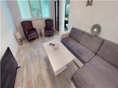Vanzare inchiriere apartament  lux Floreasca vedere Parc tur virtual