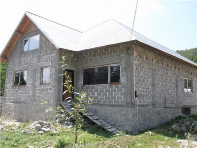 Vanzare p+m in badeni comuna runcu, zona verde