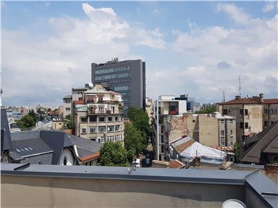 Vanzare penthouse 3 camere  superb batistei