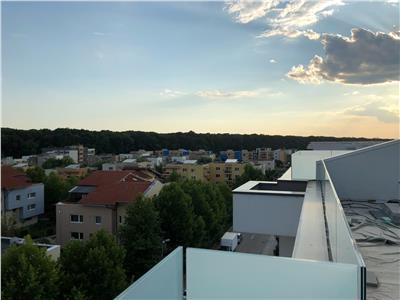 Vanzare penthouse 4 camere baneasa zoo vedere padure,terasa 160 mp