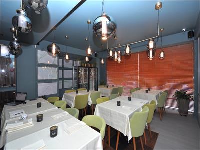 Vanzare Restaurant complet mobilat si utilat in zona Floreasca.