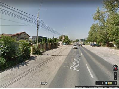 Vanzare sau asociere teren 3700mp stradal Prelungirea Ghencea