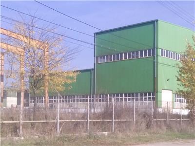Vanzare spatiu industrial hala si terenuri valea calugareasca