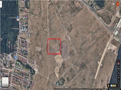 Vanzare teren 17300mp Pipera Vasile Alecsandri