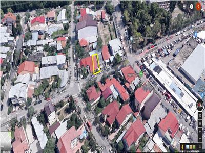 Vanzare teren 205 mp Bucurestii Noi piata 16 Februarie