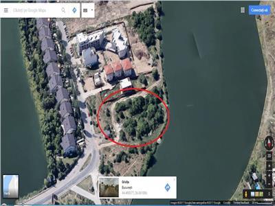 Vanzare teren  cu PUZ 2250mp Baneasa Straulesti deschidere lac