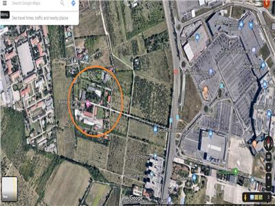 Vanzare teren 3300mp baneasa jandarmeriei cut 2.4 cb1