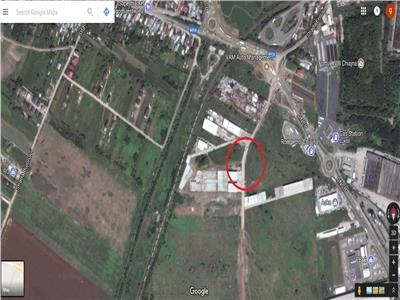 Vanzare teren 5000 mp industrial centura Chiajna
