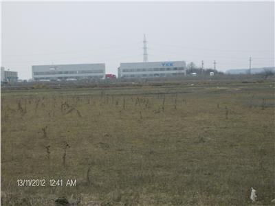 Vanzare teren Buftea Gara Rombiz Industrial