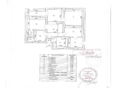 Vanzare teren+casa  baneasa -lacul herastrau