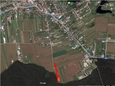 Vanzare teren pentru casa Snagov (Ghermanesti) - 2 x 300 mp