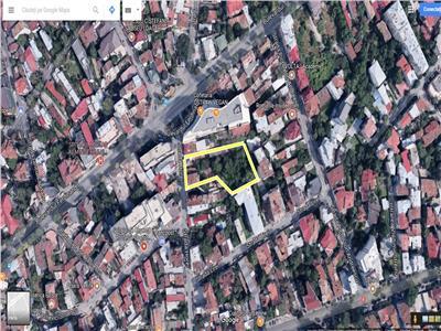 Vanzare teren ferdinand str. horei 1933 mp p+4+2r