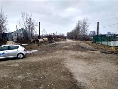 Vanzare teren industrial in targoviste