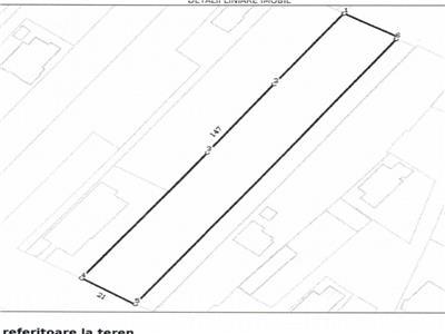 Vanzare teren intravilan in Ploiesti, zona Albert