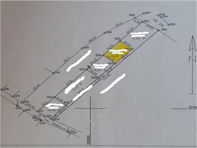 Vanzare teren intravilan in targoviste cartier priseaca