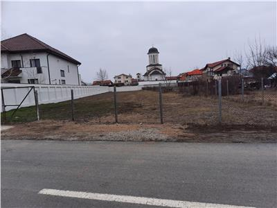 Vanzare teren Otopeni Petre Ispirescu 1500 mp  rezidential