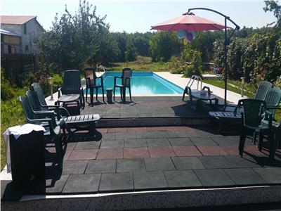 Vanzare vila 5 camere cu piscina in zona Afumati Petrachioaia