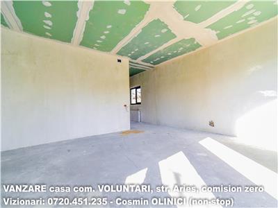 Vanzare CASA LA GRI cu 3 dormitoare in zona Voluntari str. Aries