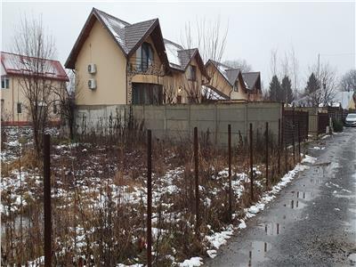Vanzarte Teren in Domnesti pe str Tudor Vladimirescu