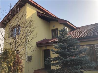 Vila 215 mp 5 camere d+p+1 bucurestii noi parc bazilescu
