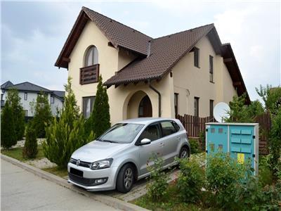 Vila in Corbeanca complex Paradisul Verde 5 camere parcare