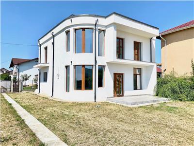 Vila moderna in stil mediteranean, P+2E, 5 camere, langa Ploiesti