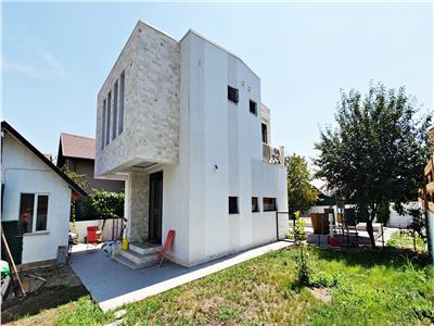 Vila moderna, cocheta, recent finalizata, Buftea, Aleea cu Brazi