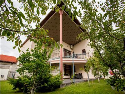 Vila p+1,6 camere, garaj, titan, complex privat (reducere de pret)