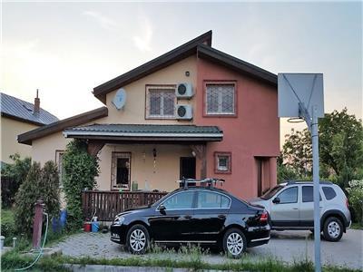 Vila S+P+M, 4 camere, gradina amenajata, Branesti-Ilfov