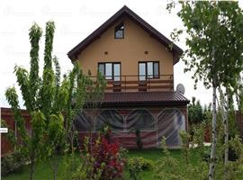 Vila superba 6 camere, 720 mp teren, de vanzare in magurele, ilfov