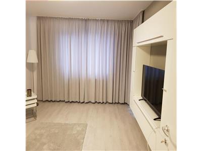 Vindem 2 camere , mobilat si utilat de lux in balcescu residence