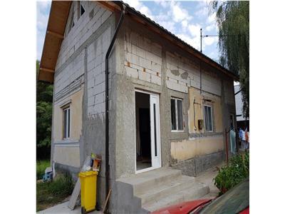 Casa semifinisata de vanzare in Budeasa, Valea Marului